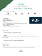 Helado de Menta y Chocolate - 2011-09-28