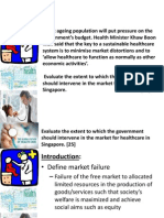Market Failure Essay - Healthcare