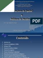 Estructura Capital y Politicas Dividendos