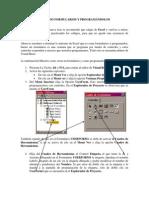 CREANDO FORMULARIOS Y PROGRAM+üNDOLOS