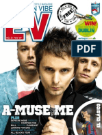 European Vibe Magazine November 2009