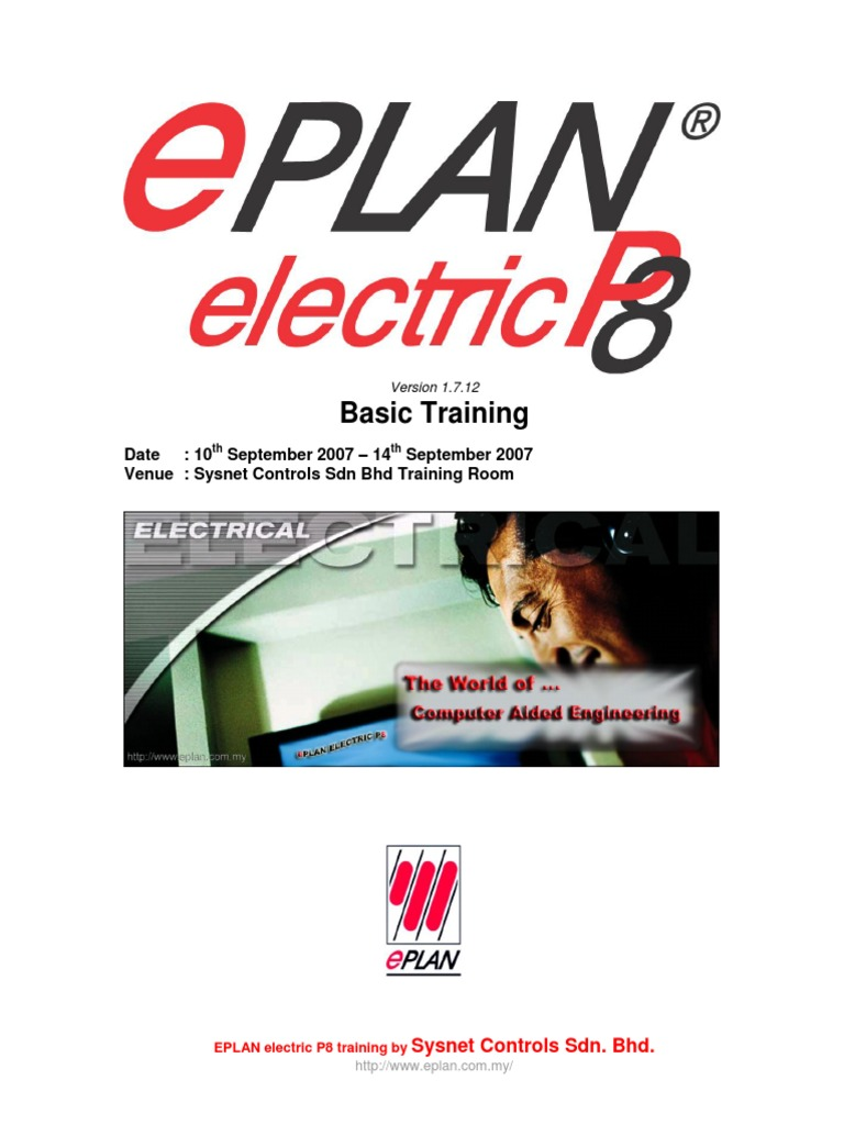 Eplan Electric p8 Basic 2 | Backup | Computer File