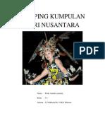 Keliping Kumpulan Tari Nusantara