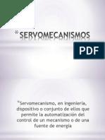 SERVOMECANISMOS