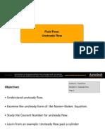 Section5 Module5 Unsteady Flow
