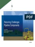 Returning Challenges Pipeline Components - Carlos Sicilia (IntecSea)