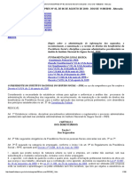 Instrução Normativa Inss_pres Nº 45, De 6 de Agosto de 2010 - Dou de 11-08-2010 - Alterada