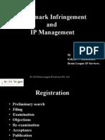 Trademark Infringement & IP Management