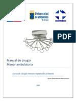 Manual Cirugia Menor