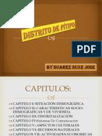 Distrito de Pitipo