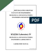 EngineeringLab4 Fluid Mechanics MANUAL