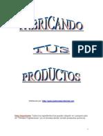 MODULO Formulas Fabricacion
