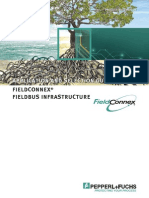 Pepperl Fuchs Application and Selection Guideline Für Die FieldConnex Feldbusinfrastruktur