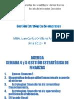 Semana 4 y 5 Gestion Estrategica de Finanzas