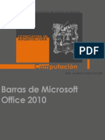 9. Barras de Office