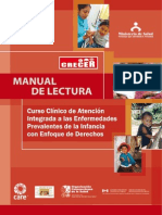 Manual Cur So Clinic o