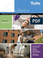 Tufts 2013-14 Bulletin Web