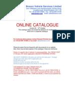 Bresco Catalogue