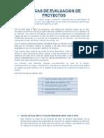 Presupuesto de Capital y Tecnicas de Evaluacion de Proyectos III (1)