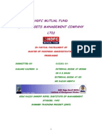 Hdfc Operations Management