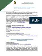 Deleuze Activities Spring 2014_CfH_filos