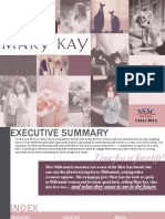 Mary Kay Plans Book