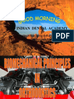 Biomechancal Principles in Orthodontics / orthodontic courses by Indian dental academy