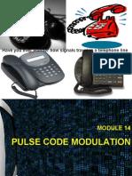 Module 14-Pulse Code Modulation