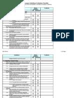 تقييم المقررات عبر الويب