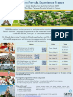 edr summer programme 2014 a