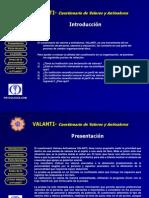 Valanti presentacion PPT