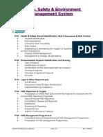 HSE Management System
