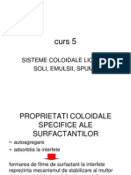 Curs 5 Emuls Microemulsii Spume