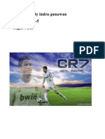 Cristiano Ronaldo biografi