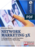 NETWORK MARKETING 3X parte 2