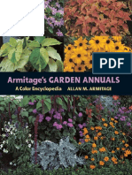 Armitage's Garden Annuals a Color Encyclopedia, 2004