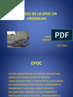EPOC en Urgencias