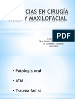 Urgencias maxilofaciales