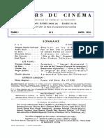 Cahiers du cinéma - 001-300 - SOMMAIRE.pdf