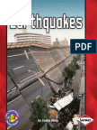 Earthquakes, forces of nature