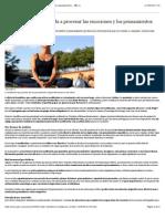 La Meditación Libre Ayuda a Procesar Las Emociones y Los Pensamientos - ABC.es