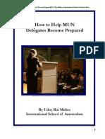 guide for delegates