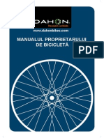 2013 Manual in Romanian