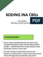 Koding Ina CBGs