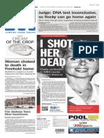 Asbury Park Press May 27, 2014