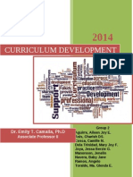 curriculum development for education
