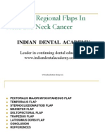 Local and Regional Flaps in Head and Neck Cancer / orthodontic courses by Indian dental academy