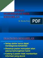 Diagnosis&Pem.fisik Hamil