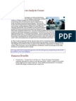 Business Process Analysis Course Outline