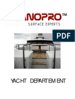 New NanoPro Yacht Departement 2014 With Prices